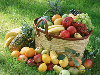 Fruits & Vegetables Basket